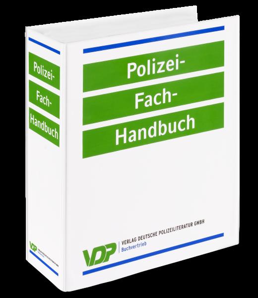 Polizei-Fach-Handbuch: Leerordner Band 4