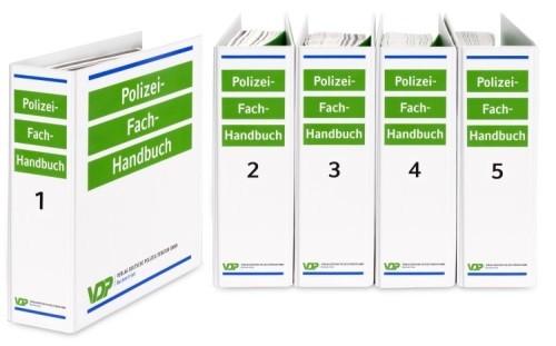 Polizei-Fach-Handbuch Loseblatt-Ausgabe (Abonnement)