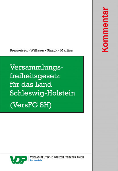 Versammungsfreiheitsgesetz für das Land Schleswig-Holstein